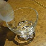 16270015 - 冷やで日本酒を。