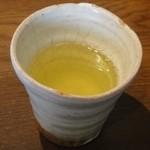 16270422 - 最初に出てくる、お茶も良い感じ