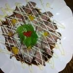 16270591 - 牛肉のカルパッチョ