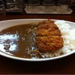 麹町咖喱 - カツカレービーフ(680円)