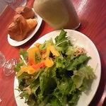 トラットリア マッコ - どっかんグリーンサラダ