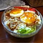 麹町咖喱 - フレッシュサラダ(100円)