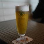THE THEATRE TABLE - 生ビールはハートランド