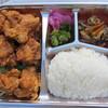 とん和 - 料理写真:唐揚げ弁当¥500