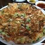 福ちゃん - 海鮮チヂミ