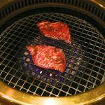 和牛焼肉 KIM - 特選肉焼き肉中!2012/12