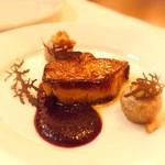 フレンチーズ - フォアグラと石川芋のロースト