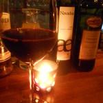 bar bossa - スペインの赤