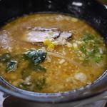 麺恋拉麺 桜咲く - サッポロみそらぁめん