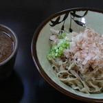 三井屋 - 「おろしそば」大盛750円