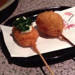 竹笛 - 松コース(2本食べてしまった)