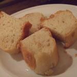Punto e Linea - ランチのパン
