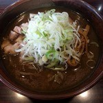 麺武 ざぼん - 味噌ラーメン