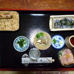 末広 - 料理写真:夕食