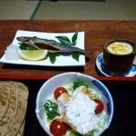 末広 - 夕食