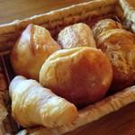 ソールエフレール - 【パスタセット:パン】