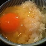 16284067 - 卵かけて〜