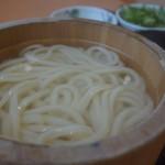 丸亀製麺 - かまあげ
