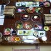 千葉旅館 - 料理写真:夕食
