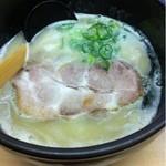 葵亭 - ラーメン650円