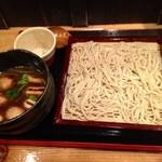 三里 - 鴨せいろ(1580円)