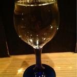 三里 - 日本酒「木戸泉」(680円)
