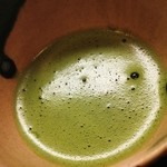 ふうみん庵 - 抹茶