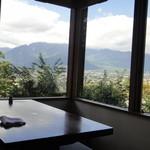 安曇野翁 - 安曇野の絶景を一望