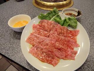 松蘭 - サーロイン焼きしゃぶ