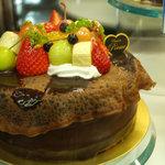 ケーキ工房ポエム -
