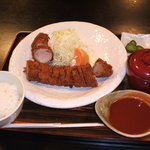 1629229 - ジャンボヘレかつ定食