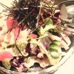 16290793 - 豆腐サラダ