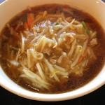 横濱一品香 - サンマ―麺