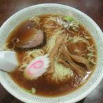 北京亭 - ラーメン450円