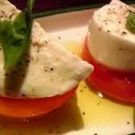 イタリア食堂 トラットリア バッコ - カプレーゼ
