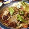 茶店 姫谷 - 料理写真:焼肉定食 980円 焼肉はもちろん♪漬物まで美味しい(^O^)/