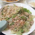 中華料理 澤味 - レタスチャーハン