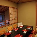 神楽坂 前田 - 6名様個室