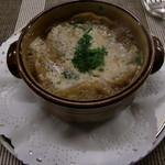 16301980 - オニオングラタンスープ