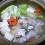 16302278 - てっちり鍋
