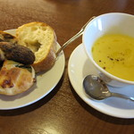 CUCINA 野菜とパン -