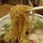 くのいち - 影武者黒いちの麺