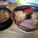 二代目光正 - 石焼きつけ麺