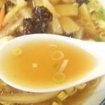 小龍包大王 孫家荘 - スープ アップ