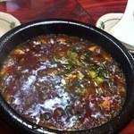 16309276 - 麻婆豆腐。美味しかったー!