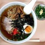 大沼そばや - 料理写真:洗い中華(冷たい中華)