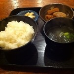 もつ鍋 山本屋 - 日替わり定食¥600