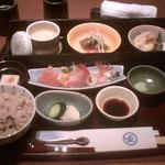 Kagaya - 【2012/12】プチ贅沢ランチ 1260円
