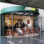 サブウェイ - 成田空港第1ターミナル南ウイング。