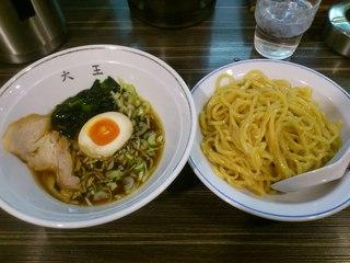 元祖 中華つけ麺 大王 - つけ麺¥700